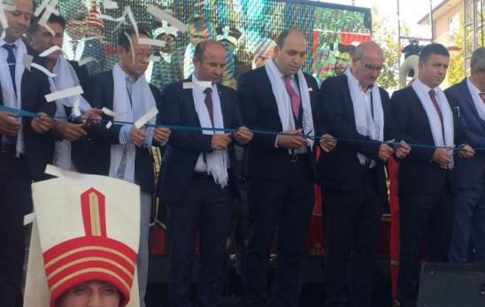 Our Chairman Ulvi Sakarya attended the 24th International Beypazarı Festival