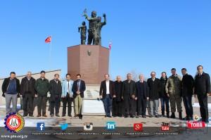 27.01.2016 - Birecik TSO Polatlı Gezisi2