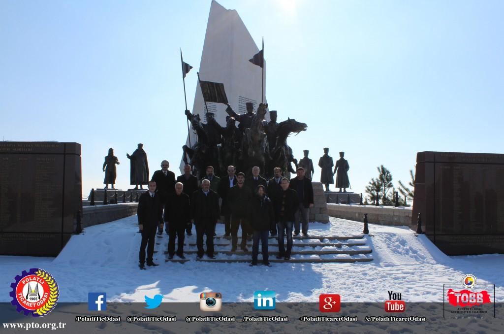 27.01.2016 - Birecik TSO Polatlı Gezisi5