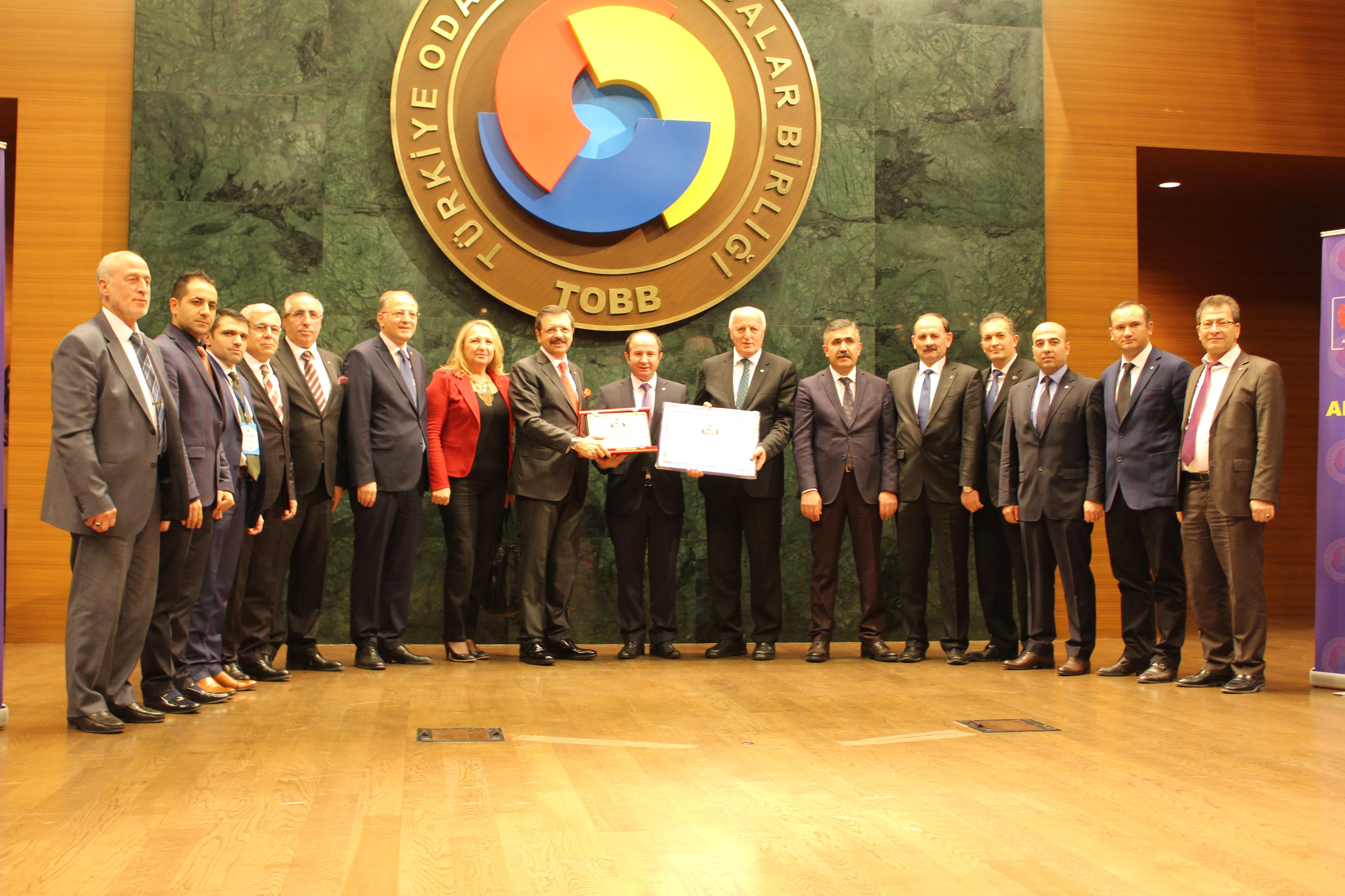 Polatlı Ticaret Odası Akreditasyon Töreni