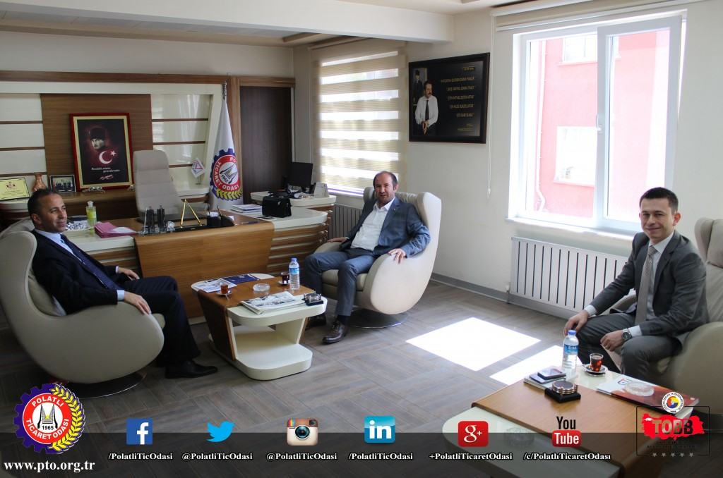 20.04.2016 - Akbank müdürü ziyareti