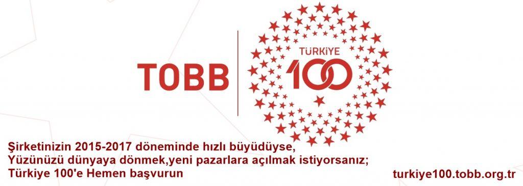 Türkiye-100