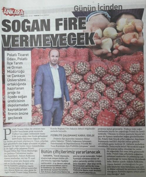 11.02.2020- Sabah Gazetesi Ankara Eki - SOĞAN FİRE VERMEYECEK_498x600