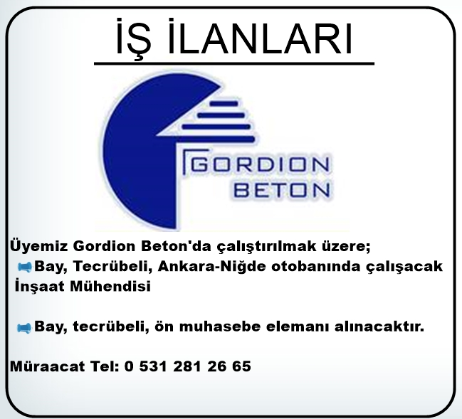 gordion beton
