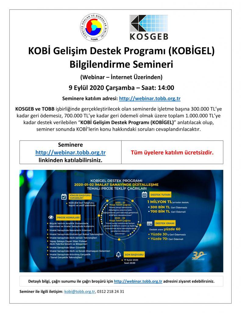 KOBİGEL Programı-2