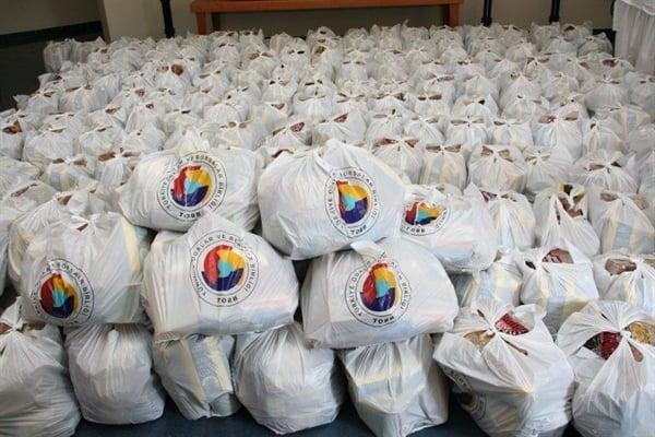 PTO RAMAZAN AYINDA 800 İHTİYAÇ SAHİBİ AİLEYE YARDIM ELİ UZATTI