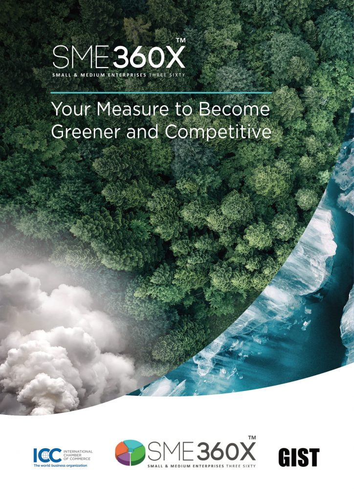 """""""ICC SME360X"""" KOBİler için Çevre Üzerindeki Etkilerini Ölçme ve Değerlendirme Platformu Hk.-3"""