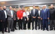 Gümrük ve Ticaret Bakanı Sayın Bülent Tüfenk'ci İftarını Restaurant'ımız da yaptı