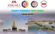 Sakarya Nehrinden Fırat'a Uzanan Tarihi Köprü…