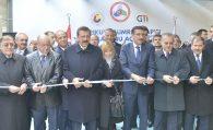 GTİ Yönetim Kurulu Üyesi Ulvi Sakarya, Kapıkule Gümrük Kapısında Açılışa Katıldı