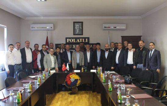 Polatlı Ticaret Odası Yönetimi Belli Oldu!