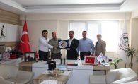 Başkanımız ve Yönetim Kurulu Üyemiz Gerede Ticaret ve Sanayi Odası'nı Ziyaret Etti.