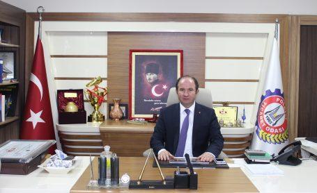 Başkan Sakarya'dan Darbe girişime ilişkin basın açıklaması