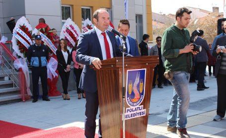 Şehit Cüneyt Sertel Sosyal Tesisleri' nin açılışı gerçekleşti.