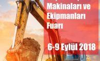 Antalya'da İnşaat Makinaları Fuarı'na İş Gezisi Düzenliyoruz!!
