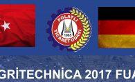 AGRITECHNICA-2017 Tarım ve Makina Fuarı