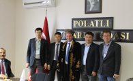 Kırgızistanlı İşadamı İlçemizle İşbirliği yapmak istiyor