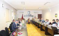 Odamızın Ekim Ayı Olağan Meclis Toplantısı Yapıldı
