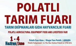 1-4 Haziran 2016 POLAGRİ Tarım Fuarı